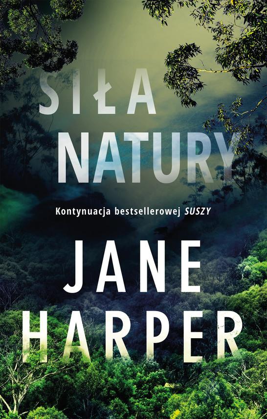 okładka Siła naturyebook   epub, mobi   Jane Harper