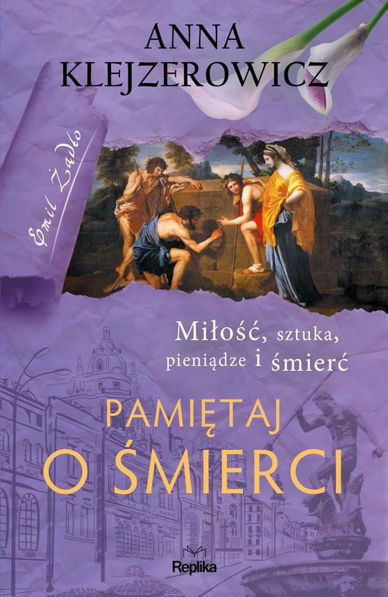 okładka Pamiętaj o śmierci, Ebook | Anna Klejzerowicz