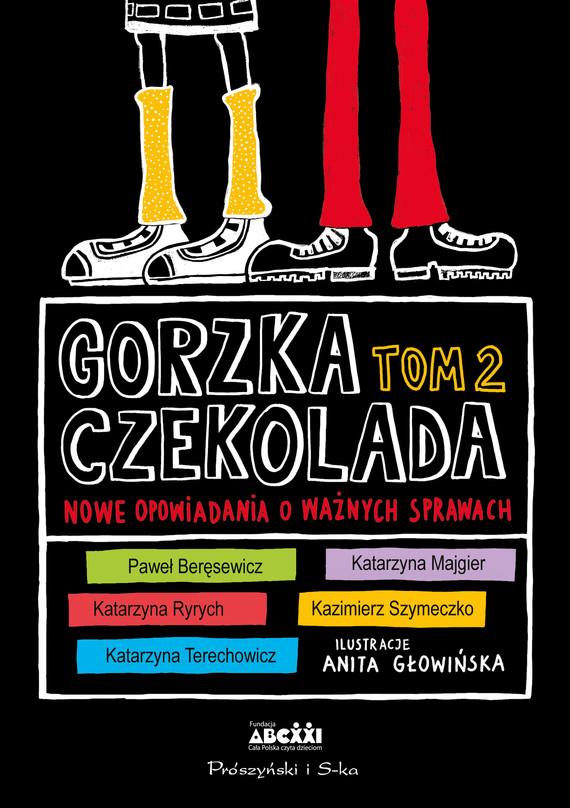 okładka Gorzka czekolada Tom 2, Ebook | Praca Zbiorowa