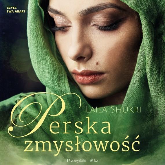 okładka Perska zmysłowośćaudiobook   MP3   Laila Shukri