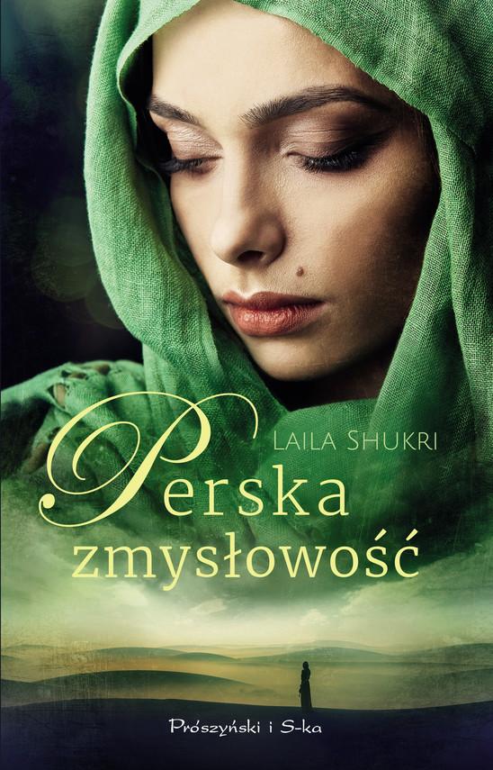okładka Perska zmysłowość, Ebook   Laila Shukri