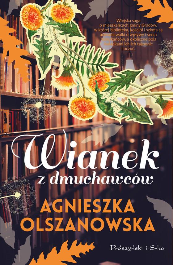 okładka Wianek z dmuchawcówebook   epub, mobi   Agnieszka Olszanowska