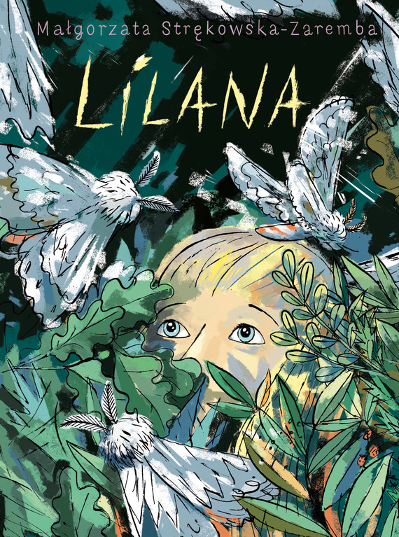 okładka Lilana, Ebook | Małgorzata Strękowska-Zaremba