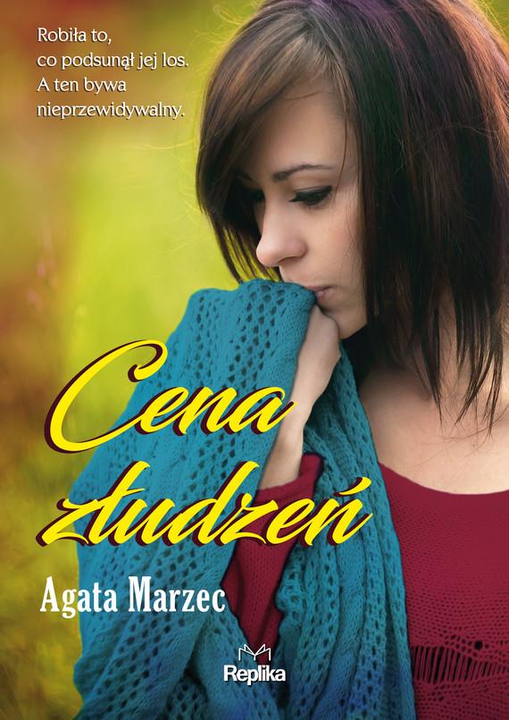 okładka Cena złudzeń, Ebook | Agata  Marzec