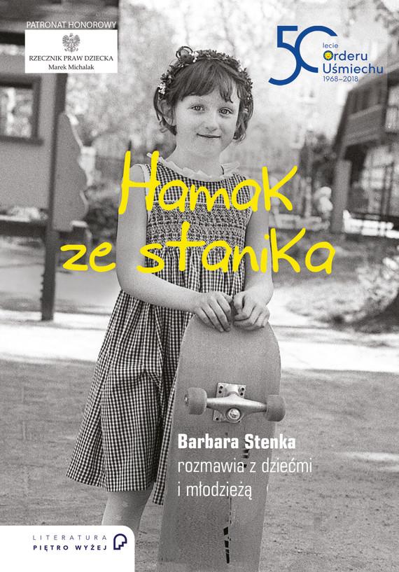 okładka Hamak ze stanikaebook   epub, mobi   Barbara Stenka