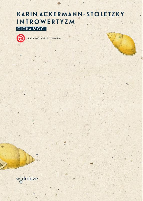 okładka Introwertyzm. Cicha mocebook | epub, mobi, pdf | Karin Ackermann-Stoletzky