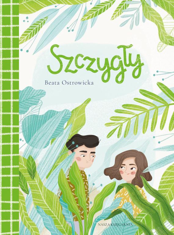 okładka Szczygły, Ebook | Beata Ostrowicka