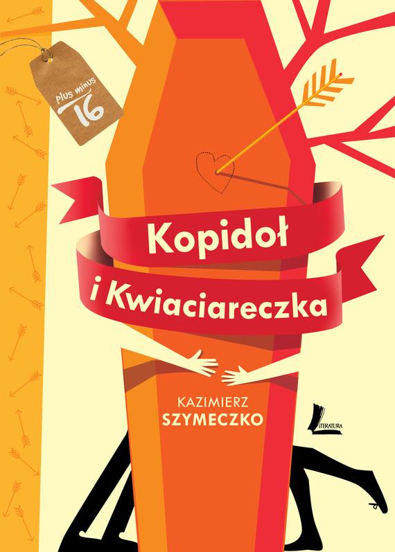 okładka Kopidoł i Kwiaciareczka, Ebook | Kazimierz Szymeczko
