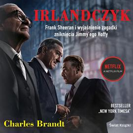 okładka Irlandczyk, Audiobook | Brandt Charles