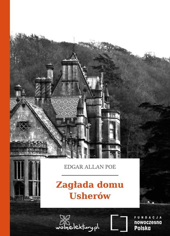 okładka Zagłada domu Usherów, Ebook   Edgar Allan Poe