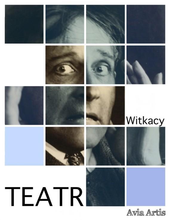 okładka Teatrebook   epub, mobi   Stanisław Ignacy Witkiewicz