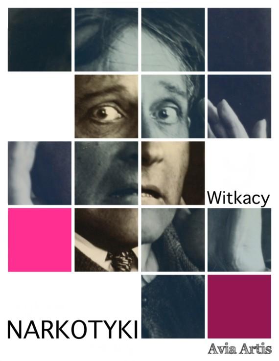 okładka Narkotykiebook | epub, mobi | Stanisław Ignacy Witkiewicz