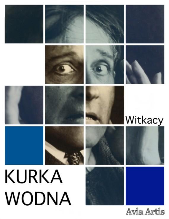 okładka Kurka Wodnaebook | epub, mobi | Stanisław Ignacy Witkiewicz