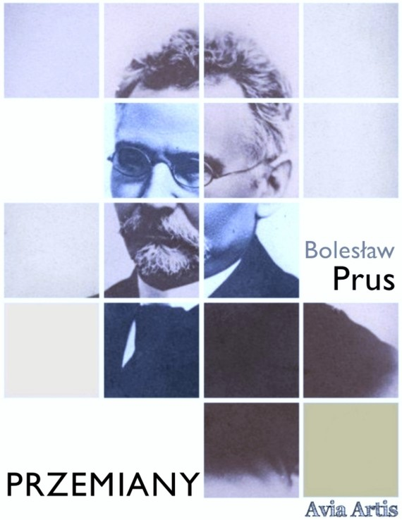 okładka Przemiany, Ebook | Bolesław Prus