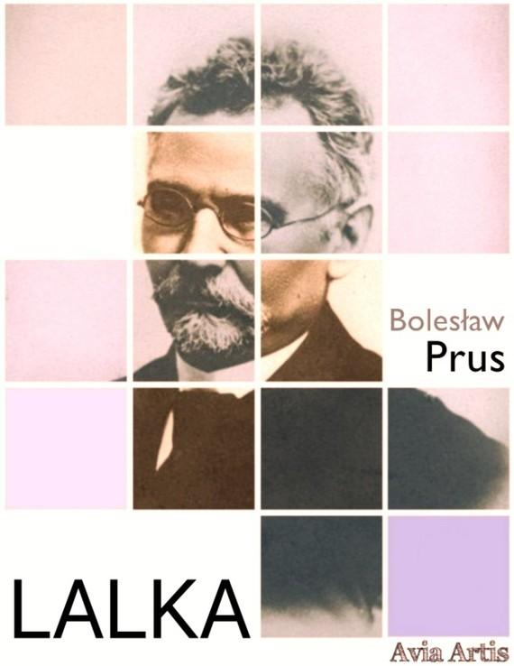 okładka Lalka, Ebook   Bolesław Prus