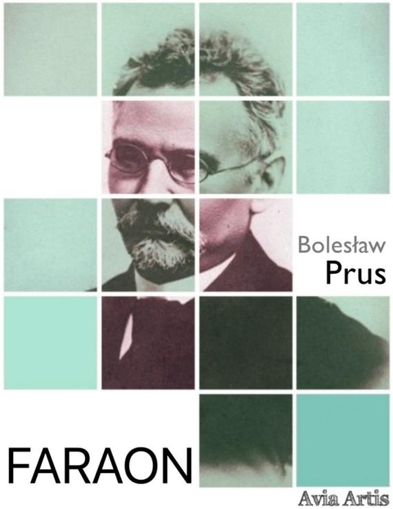 okładka Faraonebook | epub, mobi | Bolesław Prus