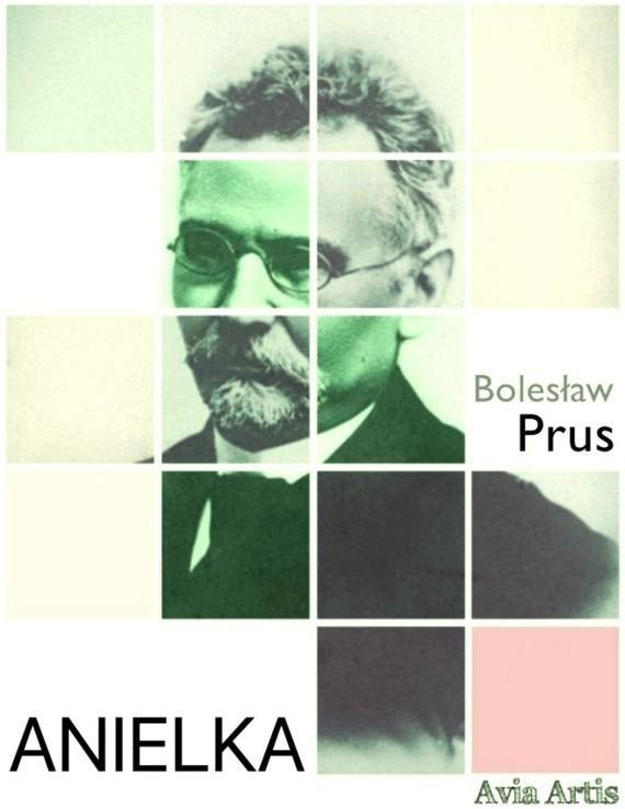 okładka Anielka, Ebook | Bolesław Prus