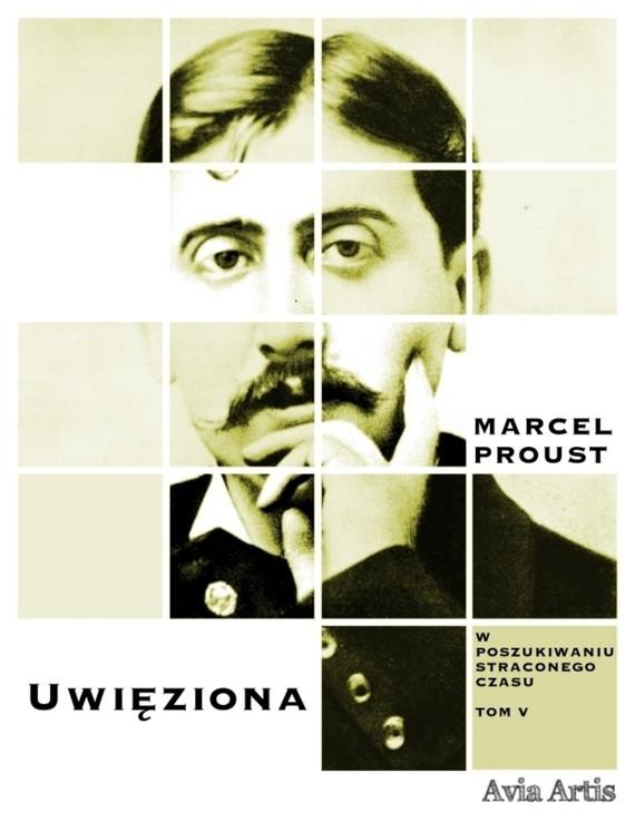 okładka Uwięzionaebook | epub, mobi | Marcel Proust