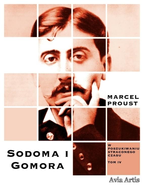 okładka Sodoma i Gomora, Ebook | Marcel Proust