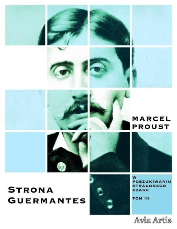 okładka Strona Guermantesebook | epub, mobi | Marcel Proust