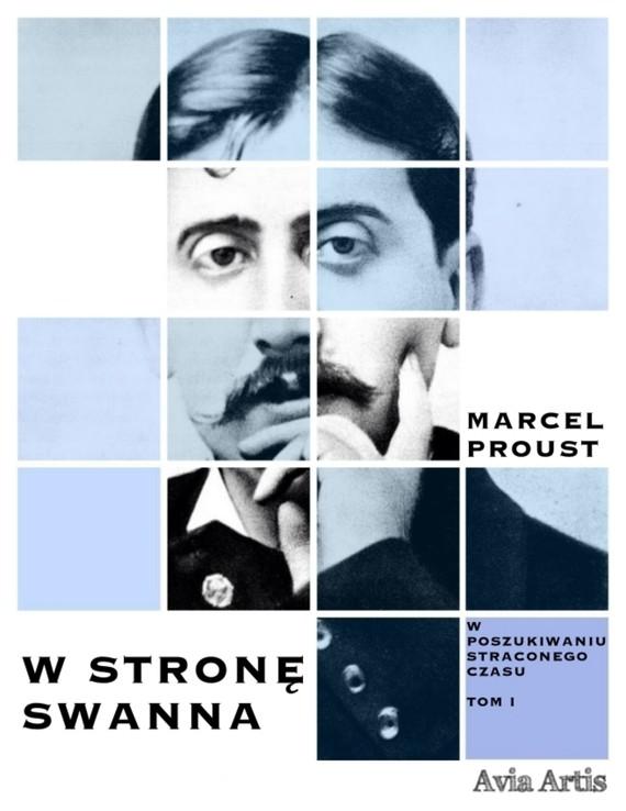 okładka W stronę Swanna, Ebook | Marcel Proust