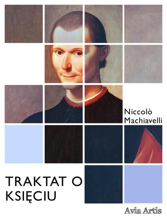 okładka Traktat o księciuebook | epub, mobi | Niccolò  Machiavelli