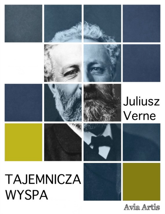 okładka Tajemnicza wyspaebook   epub, mobi   Juliusz Verne