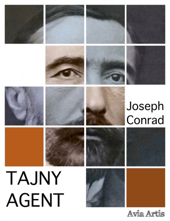 okładka Tajny agentebook   epub, mobi   Joseph Conrad