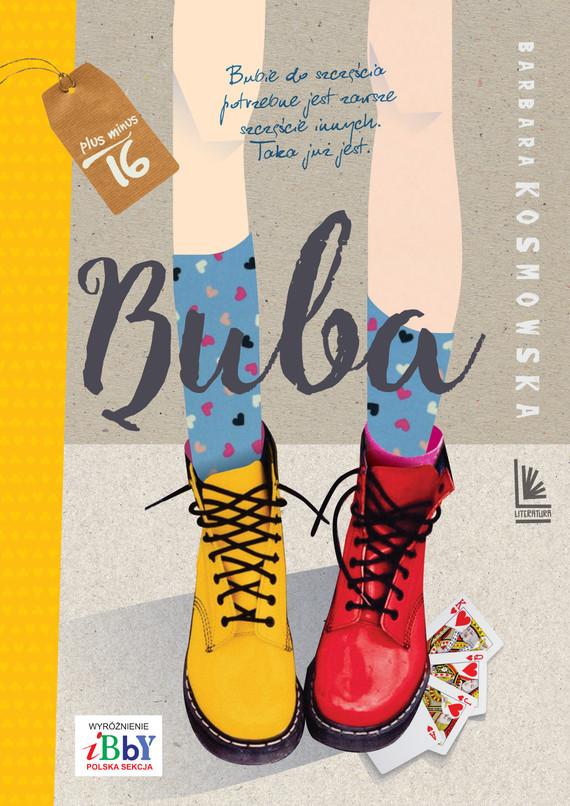 okładka Buba, Ebook | Barbara Kosmowska