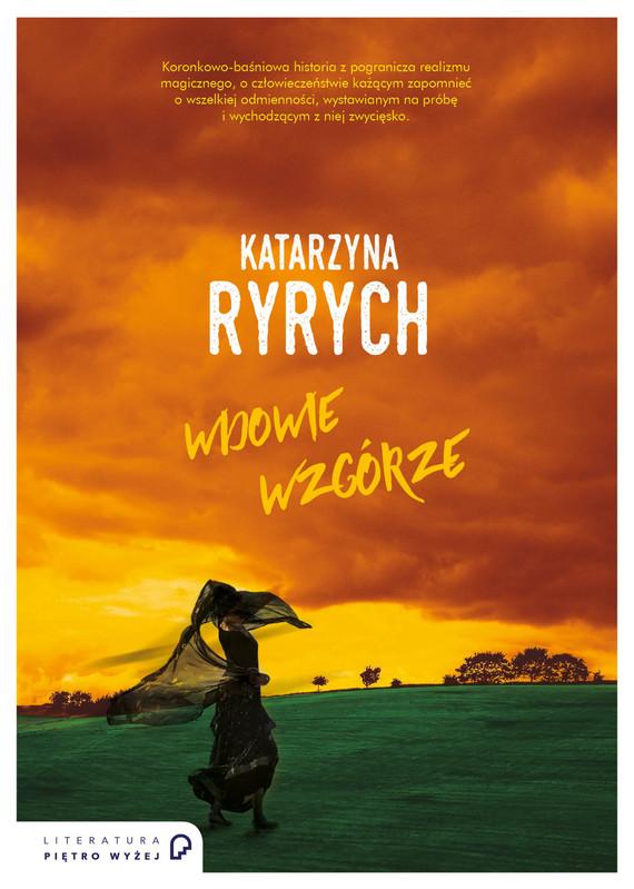 okładka Wdowie wzgórze, Ebook | Katarzyna  Ryrych