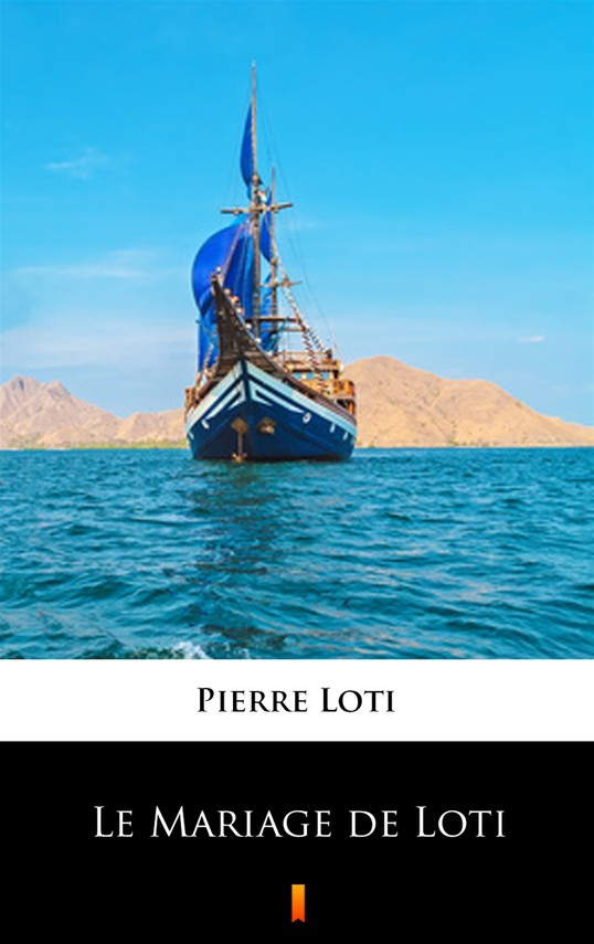 okładka Le Mariage de Lotiebook | epub, mobi | Pierre Loti