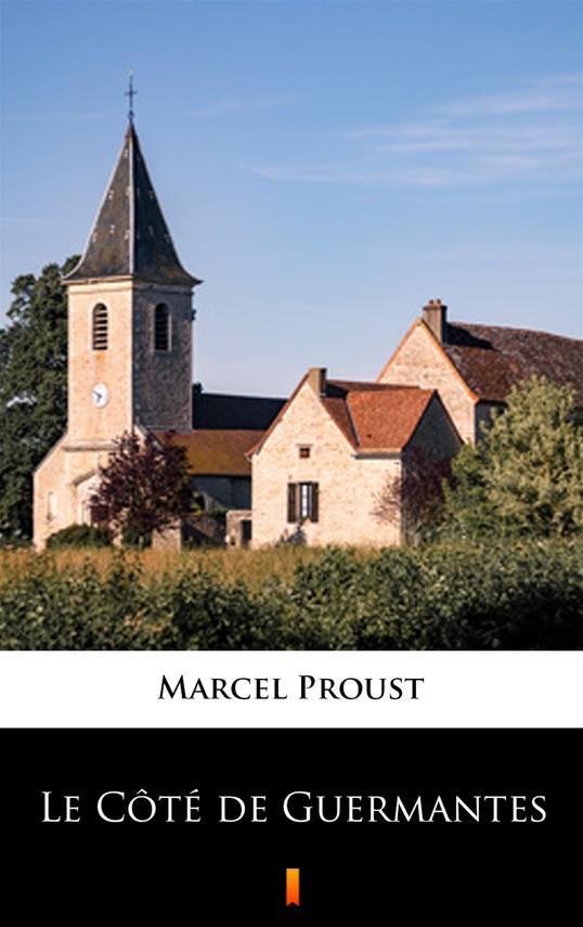 okładka Le Côté de Guermantesebook | epub, mobi | Marcel Proust