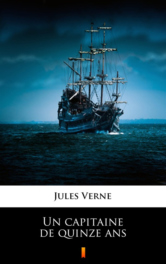 okładka Un capitaine de quinze ansebook   epub, mobi   Jules Verne