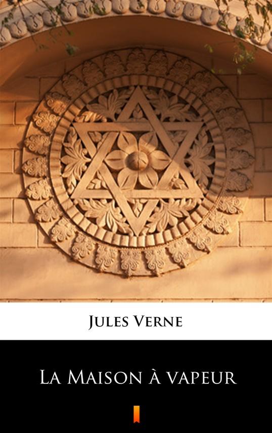 okładka La Maison à vapeurebook | epub, mobi | Jules Verne