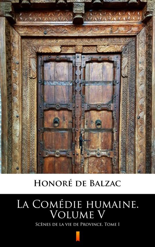 okładka La Comédie humaine. Volume Vebook | epub, mobi | Honoré  de Balzac
