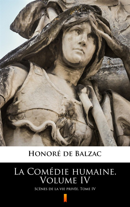 okładka La Comédie humaine. Volume IVebook | epub, mobi | Honoré  de Balzac