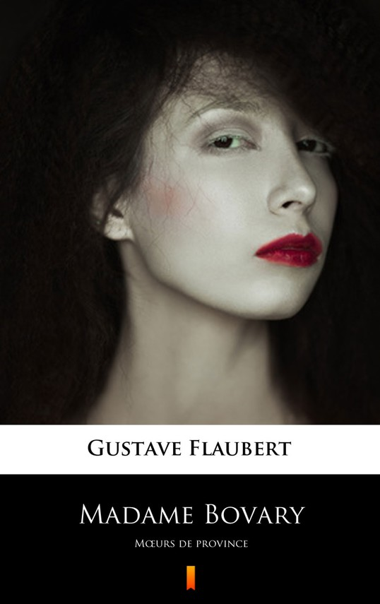 okładka Madame Bovaryebook | epub, mobi | Gustave Flaubert