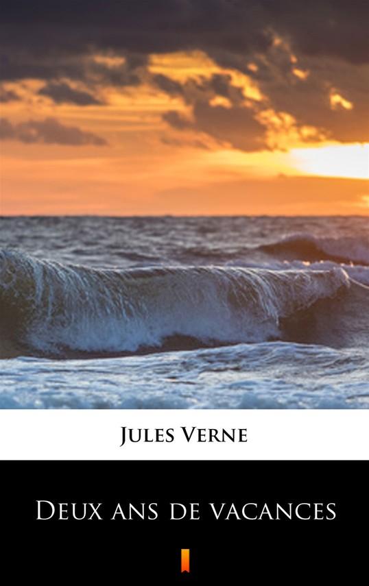 okładka Deux ans de vacancesebook | epub, mobi | Jules Verne