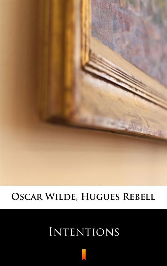 okładka Intentions, Ebook   Oscar Wilde