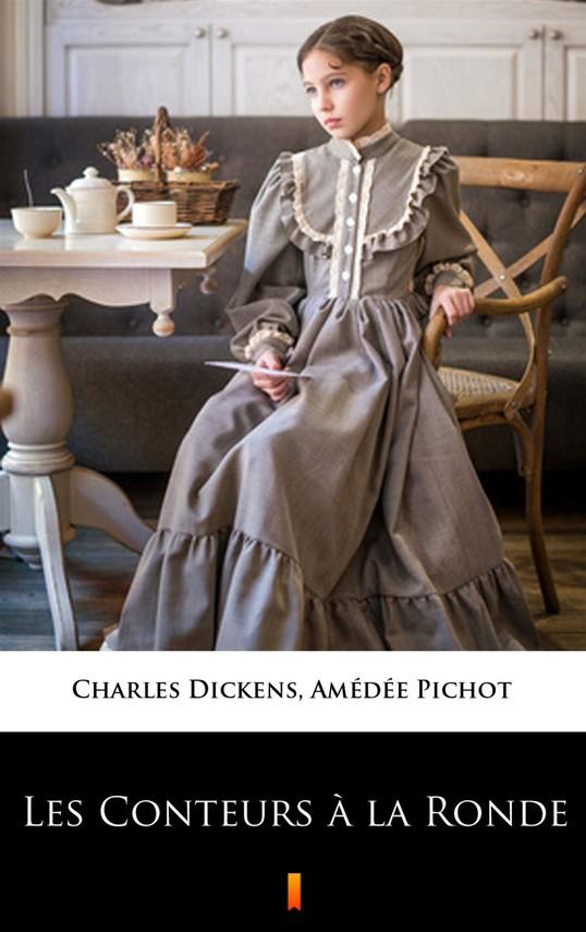 okładka Les Conteurs à la Rondeebook | epub, mobi | Charles Dickens