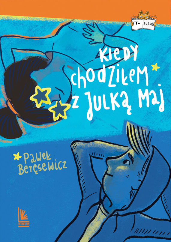 okładka Kiedy chodziłem z Julką Maj, Ebook   Paweł Beręsewicz
