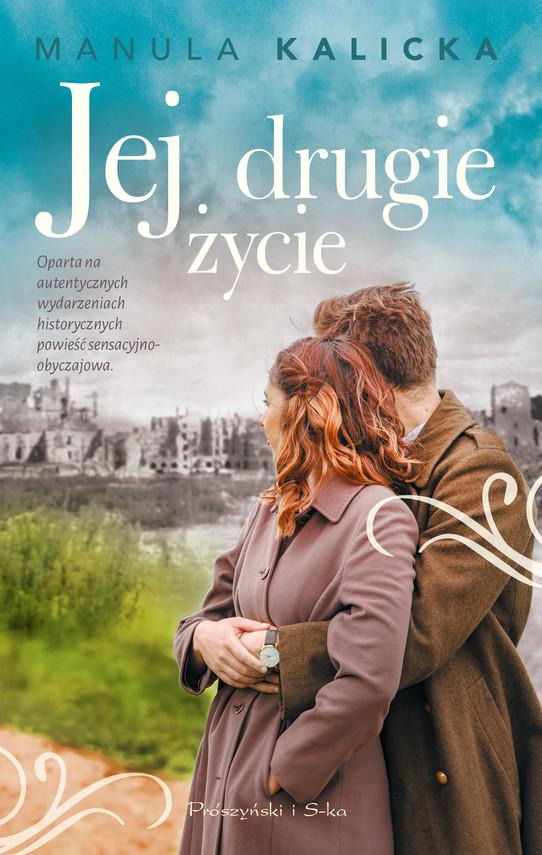 okładka Jej drugie życie, Ebook   Manula Kalicka