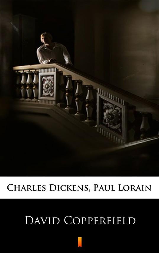 okładka David Copperfieldebook   epub, mobi   Charles Dickens