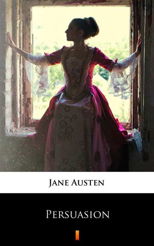 okładka Persuasionebook | epub, mobi | Jane Austen