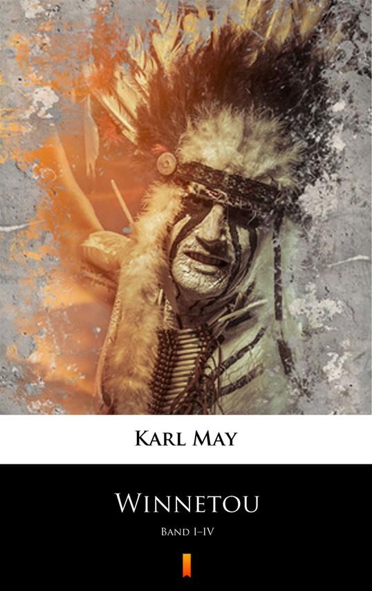okładka Winnetouebook   epub, mobi   Karl May