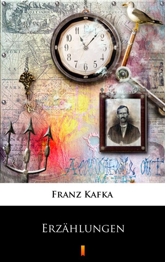 okładka Erzählungenebook | epub, mobi | Franz Kafka
