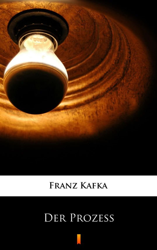 okładka Der Prozessebook | epub, mobi | Franz Kafka