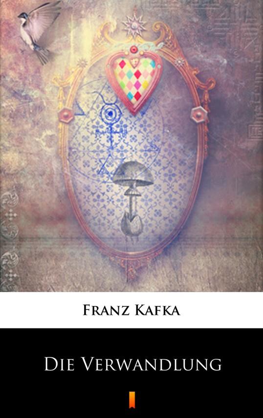 okładka Die Verwandlungebook | epub, mobi | Franz Kafka