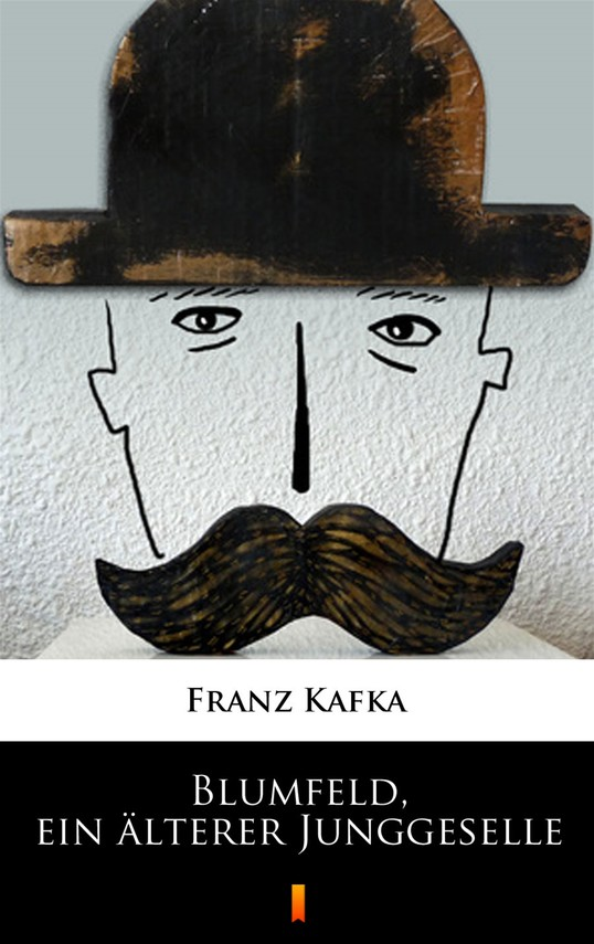 okładka Blumfeld, ein älterer Junggeselleebook   epub, mobi   Franz Kafka