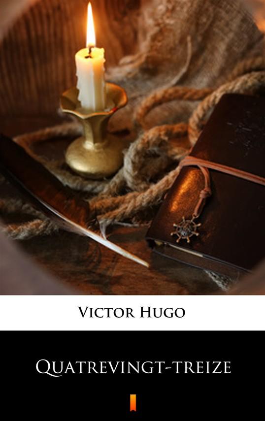 okładka Quatrevingt-treizeebook   epub, mobi   Victor  Hugo